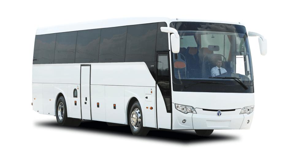 HD naujas autobusas