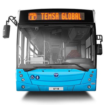 naujas autobusas pardavimui