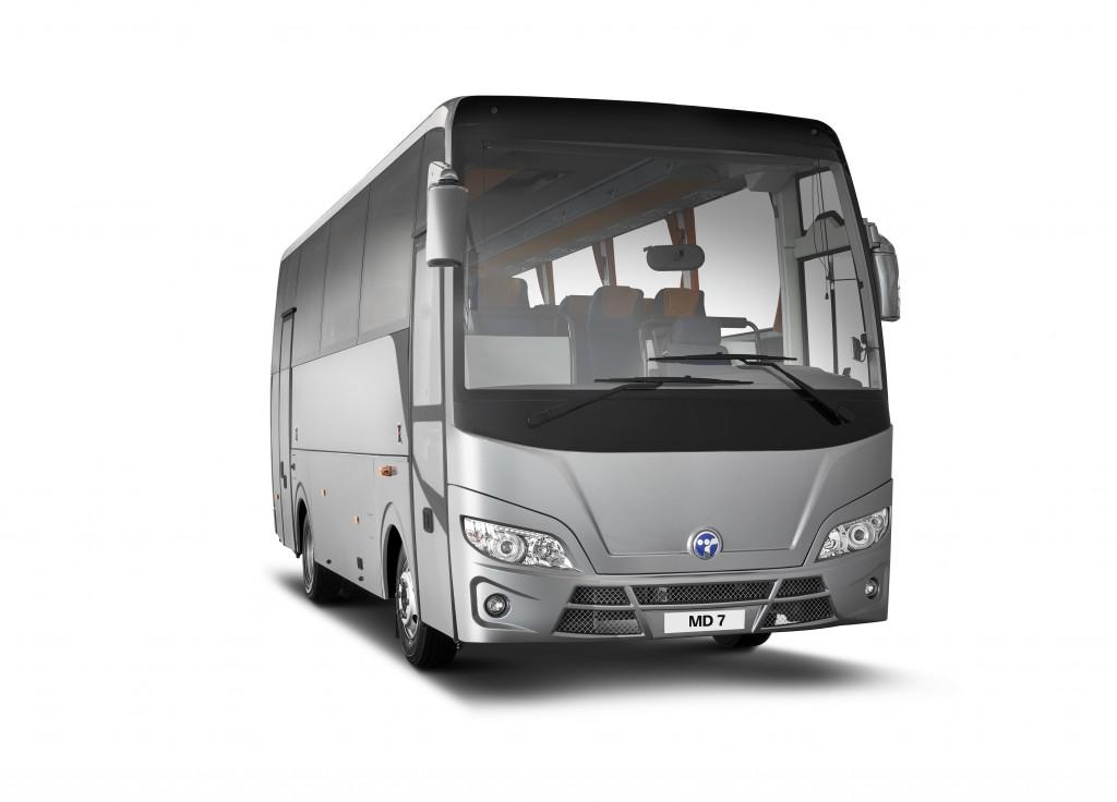 Temsa MD7 autobusas