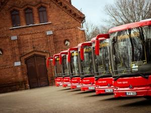 Temsa MD9LE Kautros autobusas